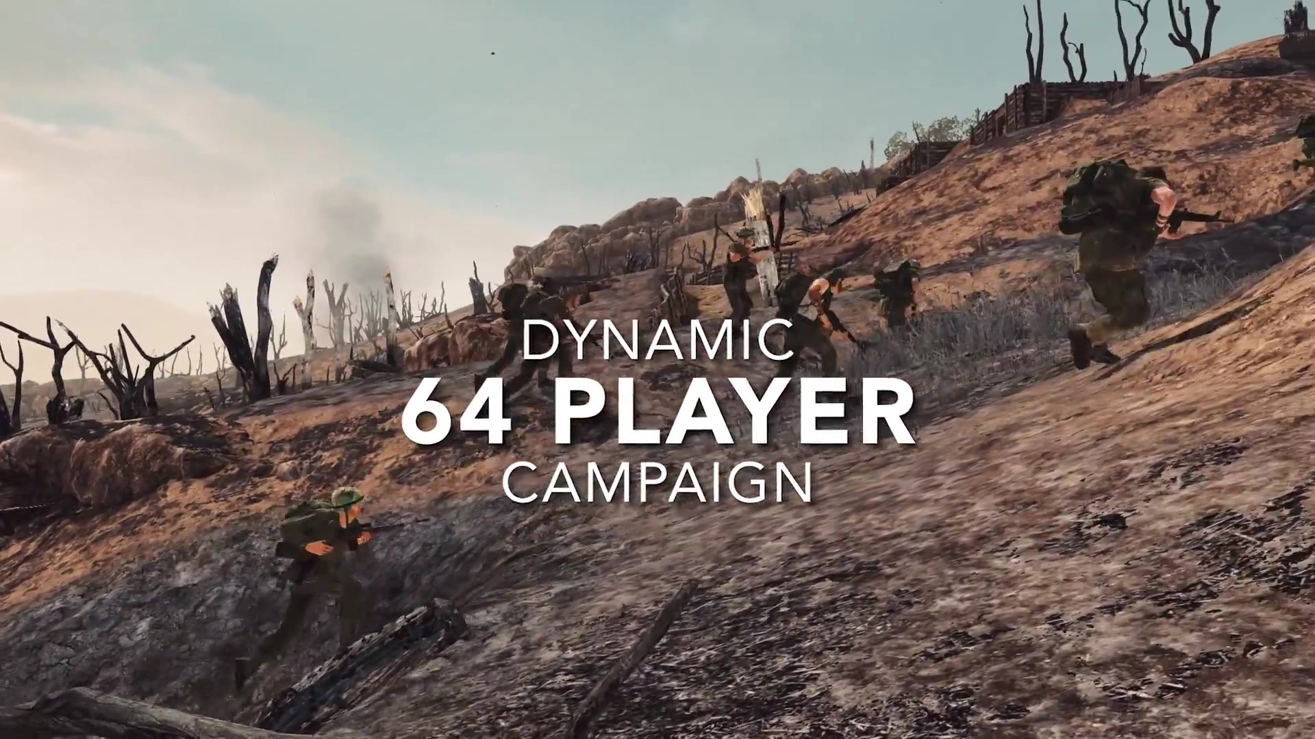《风起云涌2:越南》增加多人游戏战役 支持64名玩家