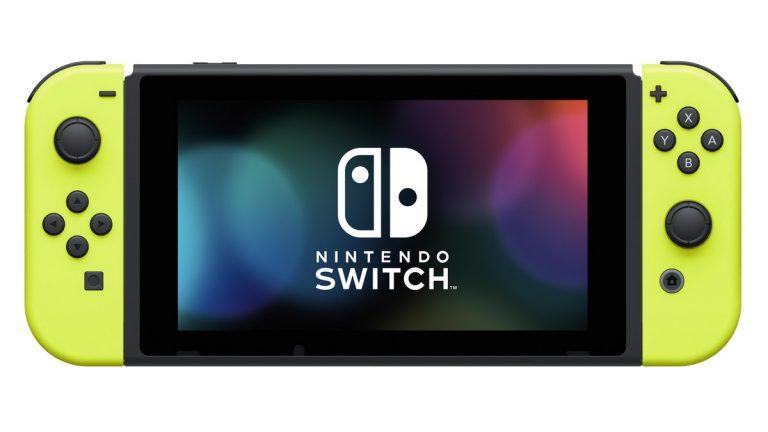 个性爆发 改装版Switch主机现已支持自定义主题