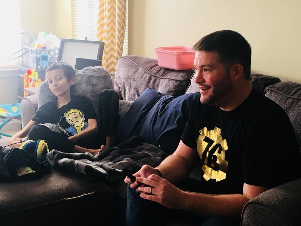 Bethesda满足12岁癌症患儿愿望 提前玩到《辐射76》