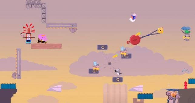 歡樂互坑 奇趣動作名作《超級雞馬》登陸Switch