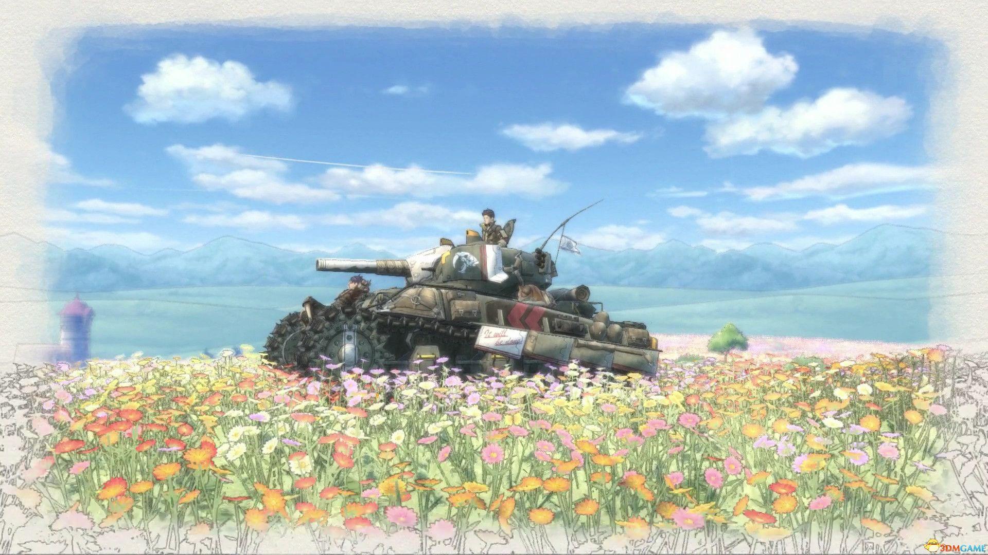 《战场女武神4》官方中文Steam正版分流 快来下载!