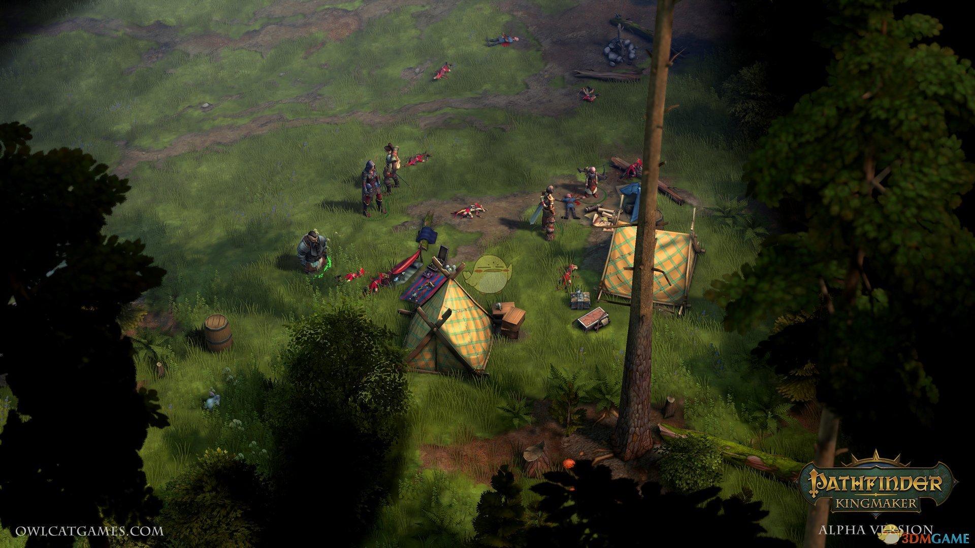 《开拓者:拥王者》火伴布景、工作具体介绍