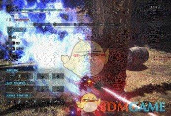 《怪物猎人:世界》太刀爆气流特效MOD