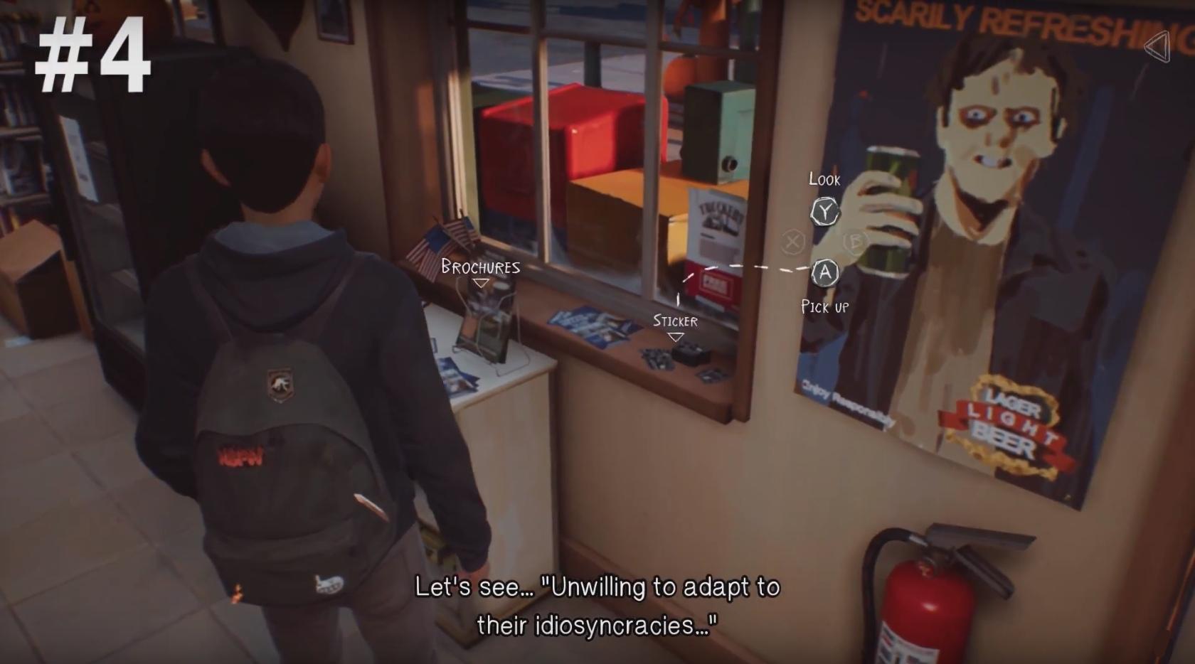 《奇异人生2》全章节纪念品收集攻略