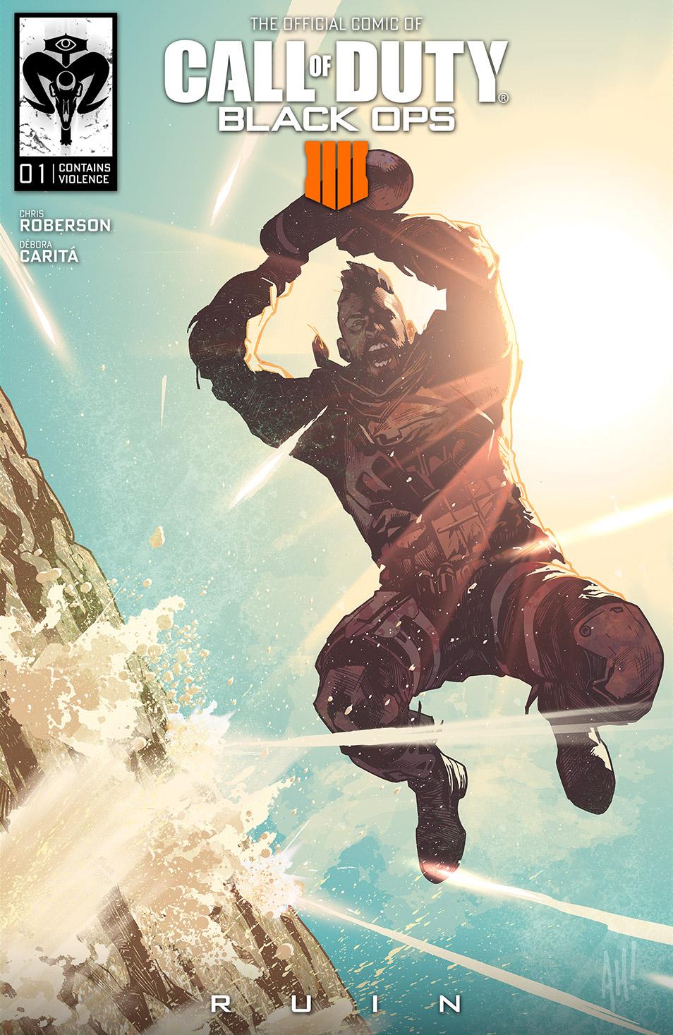 《任政号召唤15》官方漫画上线 避免费、但没拥有拥有华语版