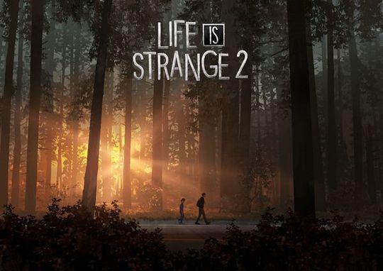 《奇异人生2》全剧情流程视频 最优选择流程
