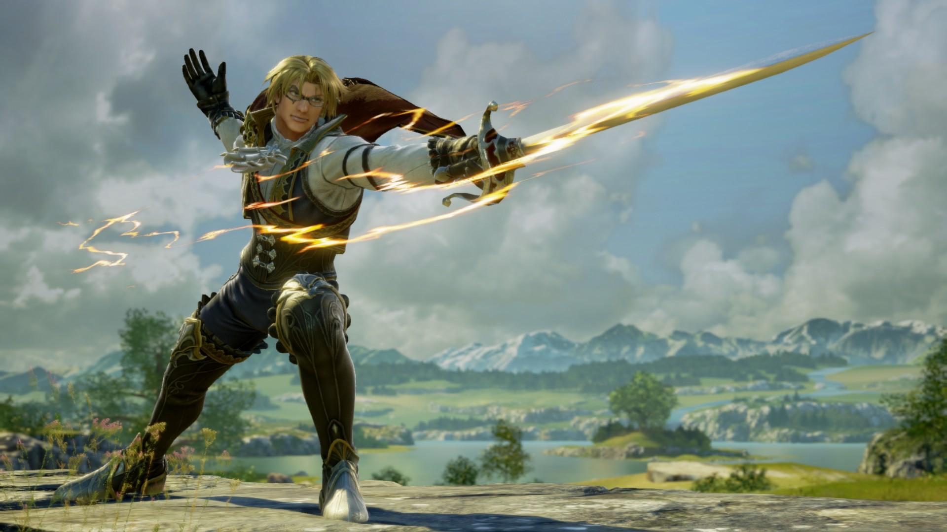 《灵魂能力6》网络测试已开始 游戏已可进行预载