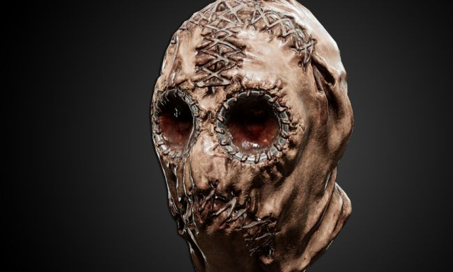 《人渣》新更新发布 重口味玩家可以制作人皮面具