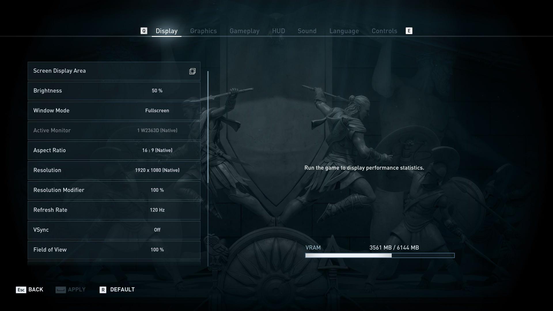 《刺客信条:奥德赛》PC版画面设定曝光 4K截图欣赏