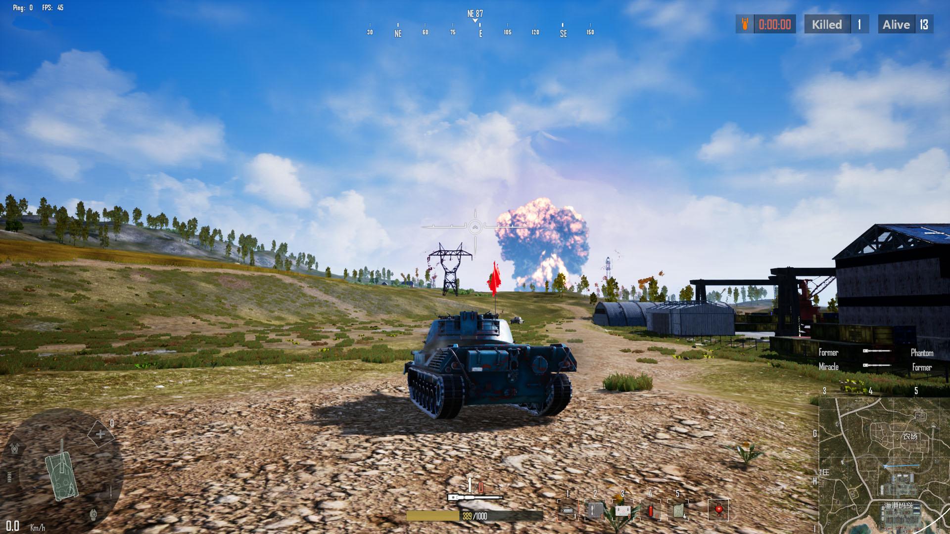 国产坦克吃鸡《再战:战争领主》10月开启STEAM抢先体验