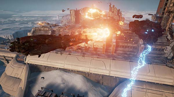身法与枪法的对决!3D星战《无畏战舰》即将上架Steam!