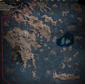 《刺客信条:奥德赛》地图比现实中的希腊差多少?
