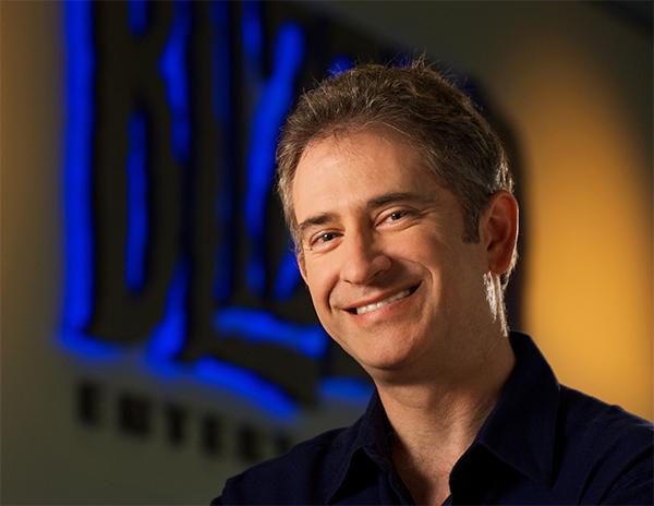 <b>暴雪老大Mike Morhaime卸任 《魔兽世界》执行制作人被任命为新主席</b>