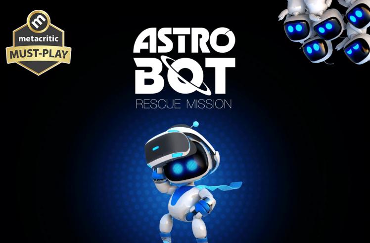 VR游戏新里程碑 《宇宙机器人拯救行动》正式上市 好评如潮