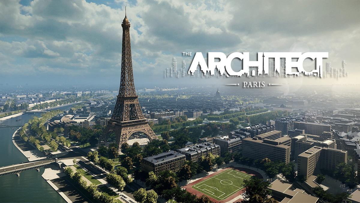 <b>Focus Home正式公布全新城镇建造游戏《巴黎建筑师》</b>
