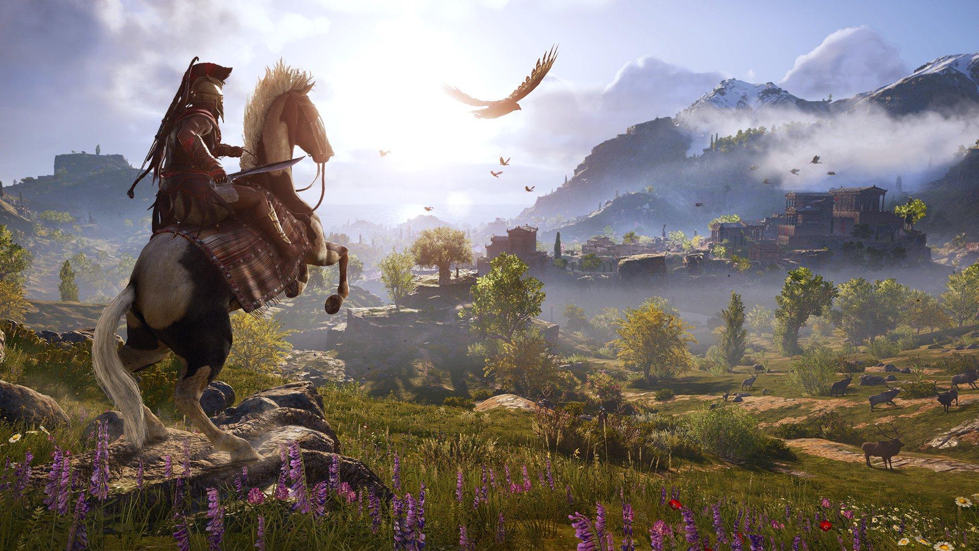 迄今为止游戏中最大的开放世界是哪一个?
