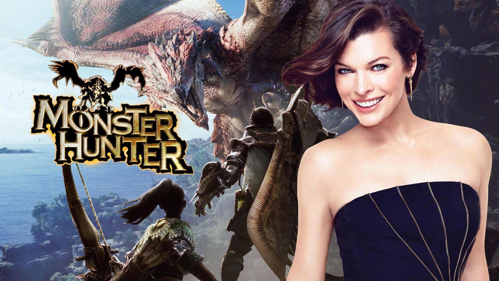 《怪物猎人》 真人电影剧情曝光 保护地球不受怪物攻击
