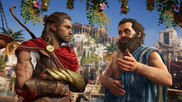 《刺客信条》 是由他们配音的 希腊人配希腊人