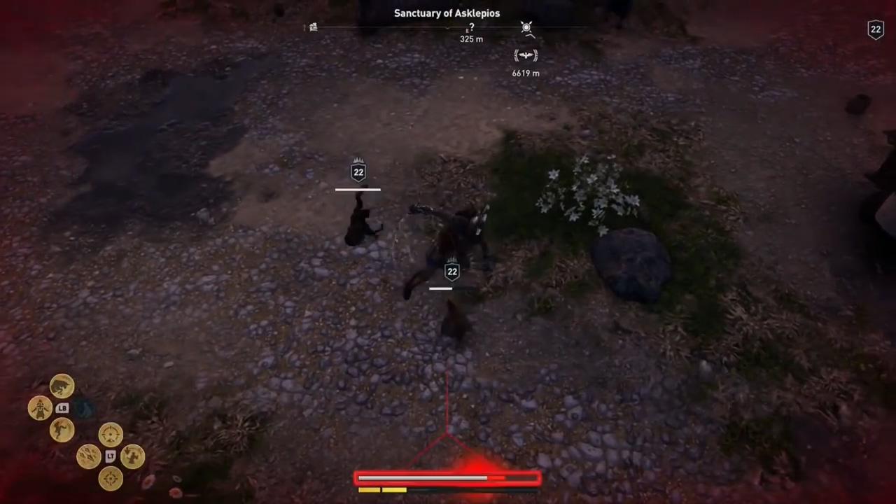 《刺客信条:奥德赛》小鸡太厉害 有玩家被围殴致死