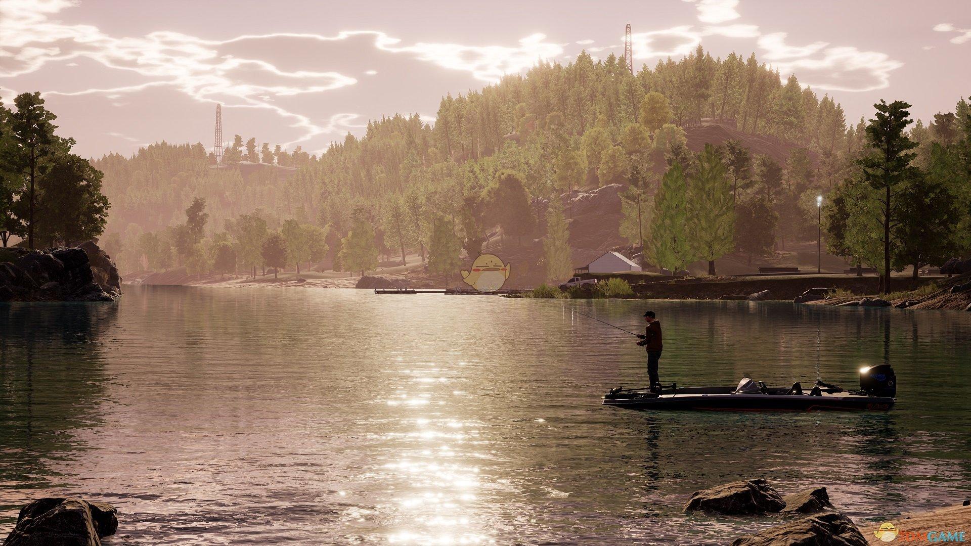 《钓鱼模拟世界》配置要求一览