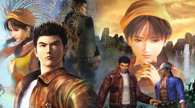 《莎木1&2 HD》第五款更新发布 解决诸多游戏Bug