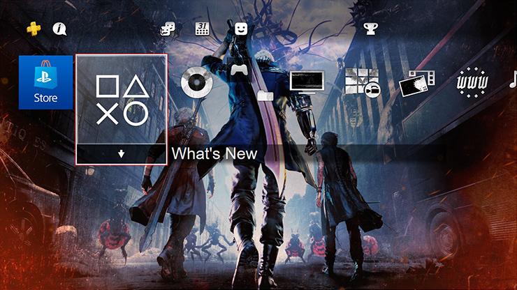 《鬼泣5》中文官网更新 三平台标准版和豪华版预购奖励公布