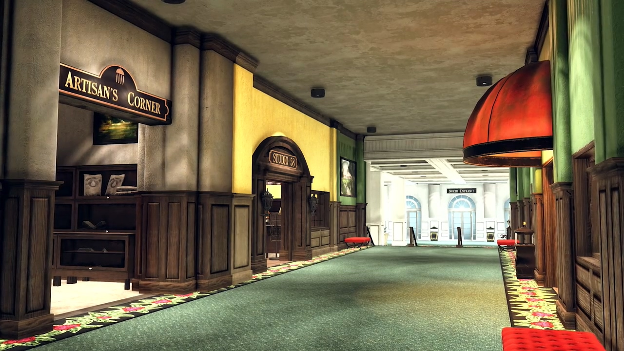 完美还原!《辐射76》游戏和现实世界对比视频