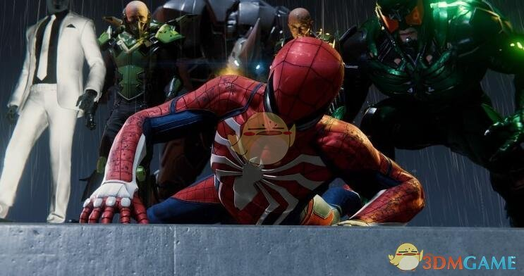 《漫威蜘蛛侠》全战衣战损效果一览