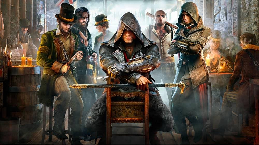 史上最优秀的五款《刺客信条》游戏盘点