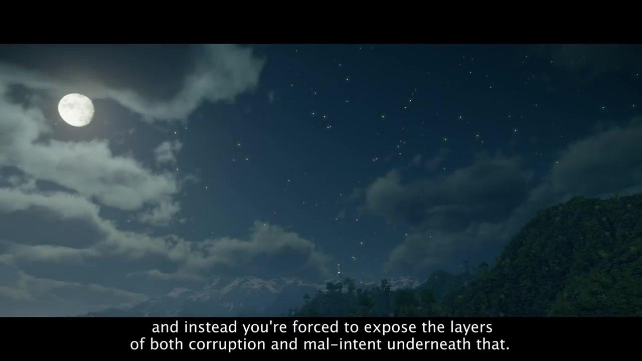 《正当防卫4》全新宣传片介绍游戏叙事剧情设计