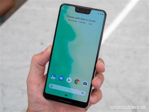 谷歌Pixel 3 XL发布:刘海屏设计 顶配版卖6900元