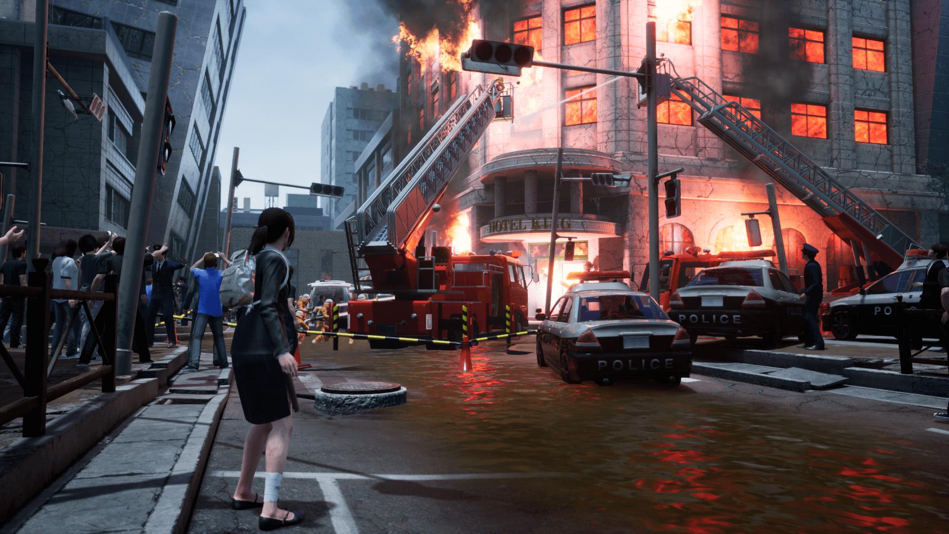 好事再磨磨!PS4《绝体绝命都市4 Plus》延期至11.22日