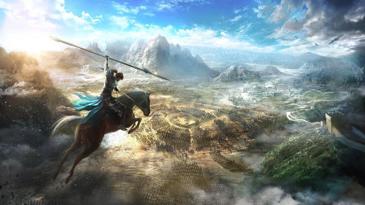 《真三国无双8》制作人铃木亮浩回应玩家质疑 关于Steam中文、开放世界续作