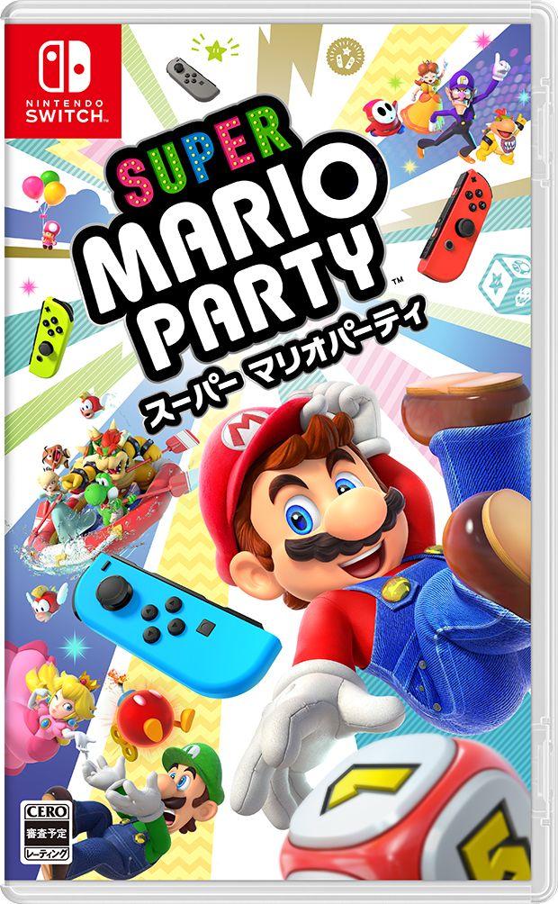 MC銷量:Switch《超級馬利奧聚會》狂賣前作三倍