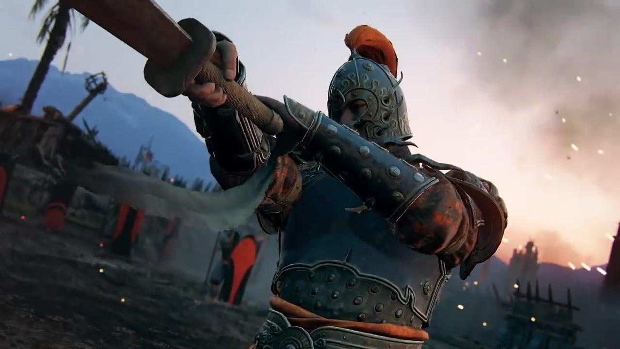 育碧表示《荣耀战魂》全球玩家数量超过1500万