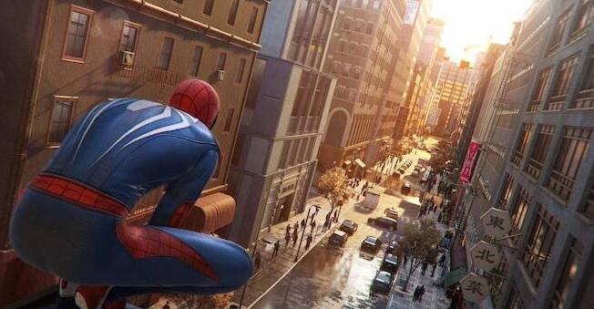 《漫威蜘蛛侠》强无敌!稳稳拿下9月PS4下载榜榜首