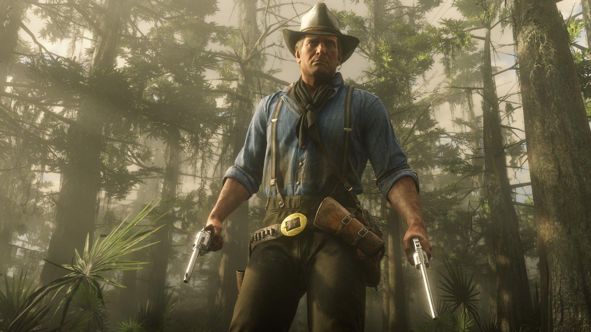 《荒野大镖客2》新情报透露 武器自定义以及配件选择