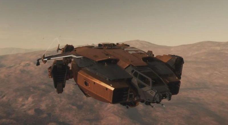 《星际公民》超长演示视频公布 游戏规模宏大无比!