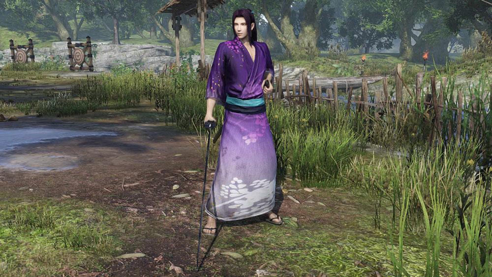 《無雙大蛇3》第三彈DLC上線 甲斐姬關銀屏有新服裝