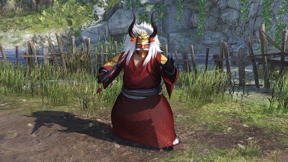 《无双大蛇3》第三弹DLC上线 甲斐姬关银屏有新服装