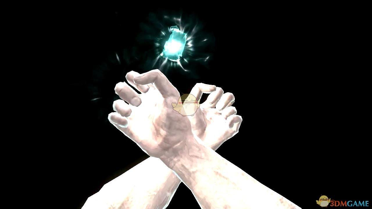《上古卷轴5:天际》第一人称魔法动画MOD
