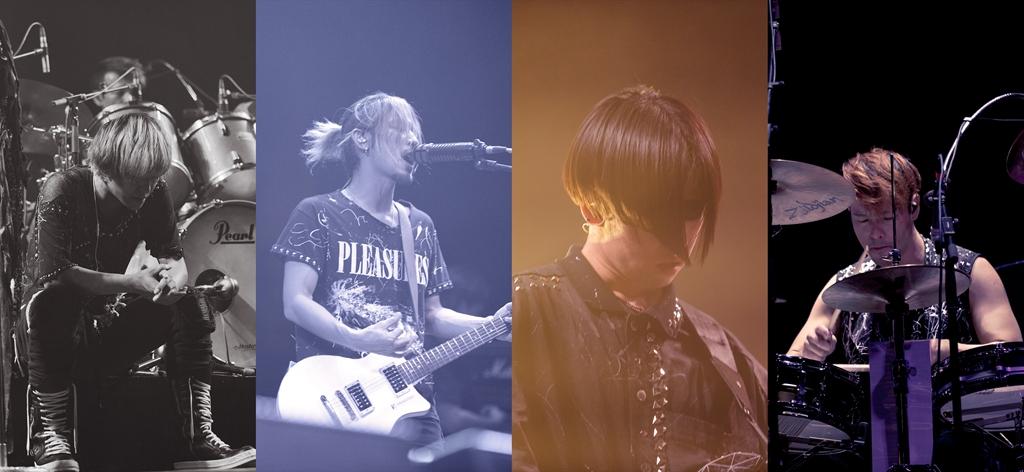 燃爆全场 日本摇滚乐队SPYAIR国内巡演即将开启