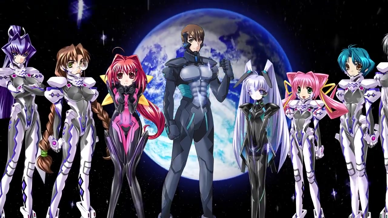 最燃Galgame《Muv-Luv Alternative》限时加入机战