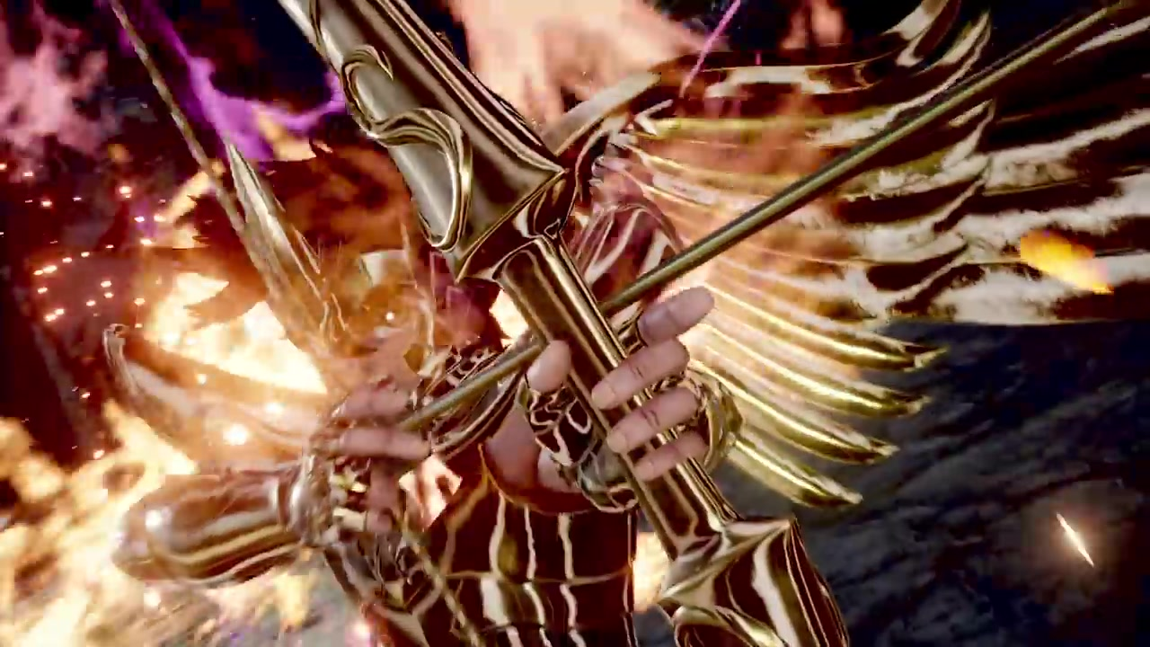 天馬流星拳警告《Jump大亂鬥》聖鬥士星矢宣傳片