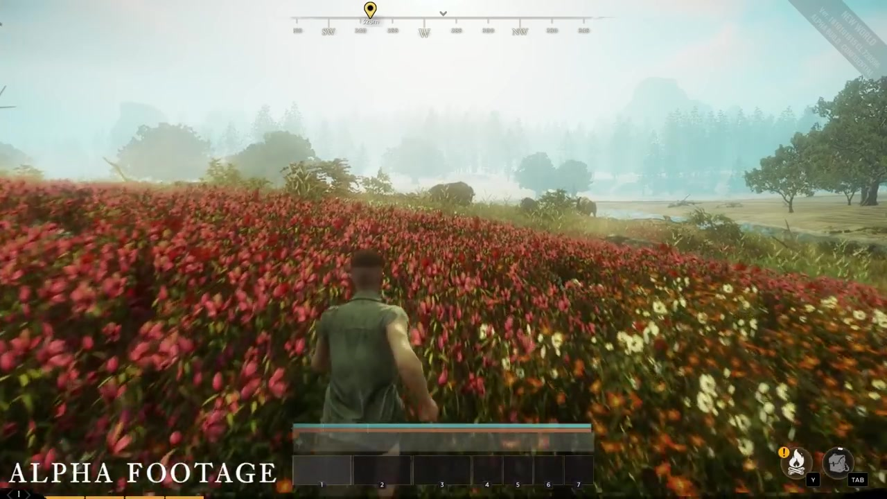 亚马逊也搞网游 MMORPG《新世界》首部实机视频