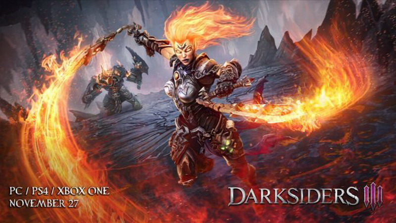 THQ公布《暗黑血统3》首批DLC计划 完成有不错的奖励
