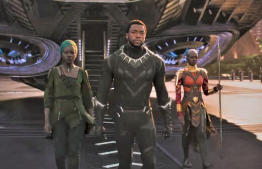 漫威超级英雄《黑豹2》正式提上日程!黑人导演回归