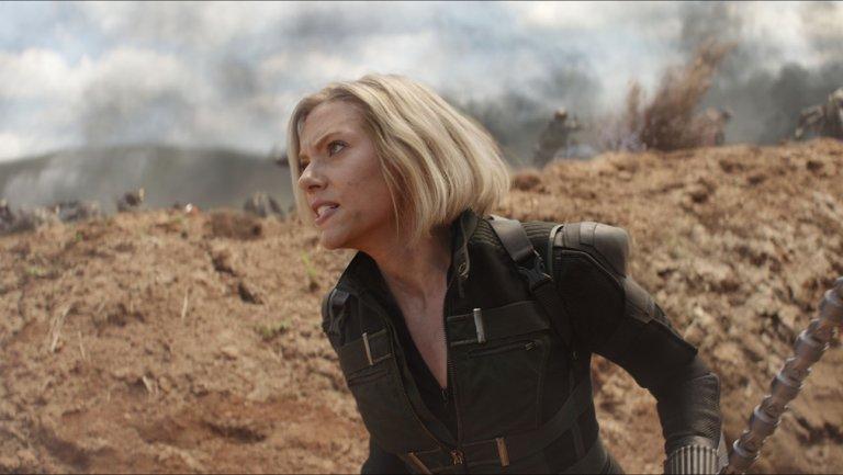 """斯嘉丽约翰逊《黑寡妇》独立电影片酬曝光 是""""惊奇队长""""女主的3倍"""