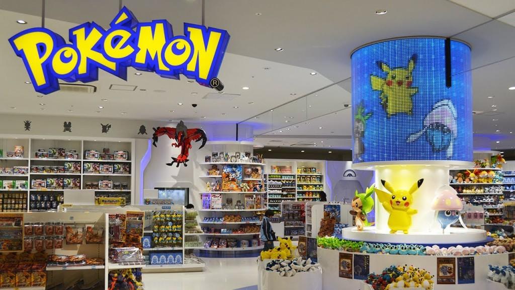 日本国外首家精灵宝可梦中心确定明年在新加坡开业