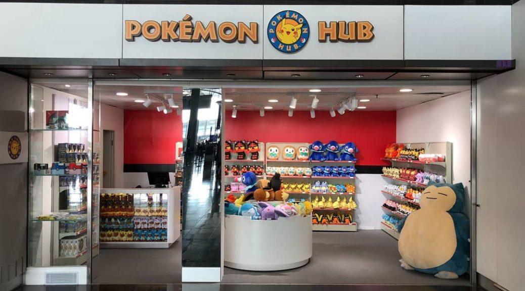 日本國外首傢精靈寶可夢中心確定明年在新加坡開業